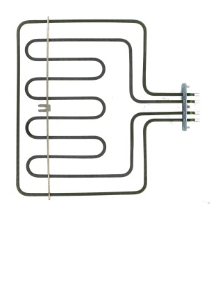BELLING SERVIS NEW WORLD DUAL GRILL ELEMENT 082620786