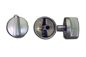 BELLING STOVES COOKER CONTROL KNOB SILVER 082895607 GEN