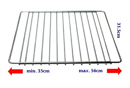 UNIVERSAL ADJUSTABLE CHROME OVEN SHELF EXTRA SHELF ?
