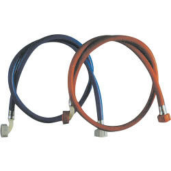 PAIR OF 2.5 METRE FILL HOSES