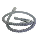 UNIVERSAL WASTE HOSE 2.5m  WITH LARGE BORE END 37HP02