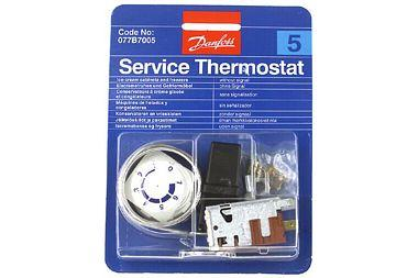 DANFOSS NO 5 THERMOSTAT KIT ICE CREAM CABINETS & FREEZERS 53DF05