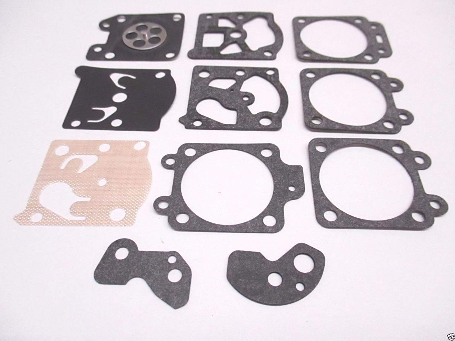 FLYMO HUSQVARNA CHAINSAW STRIMMER 530069844 CARBURETTOR GASKET D