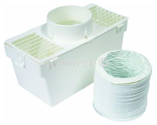 VNT300 TUBMLE DRYER CONDENSER VENT KIT