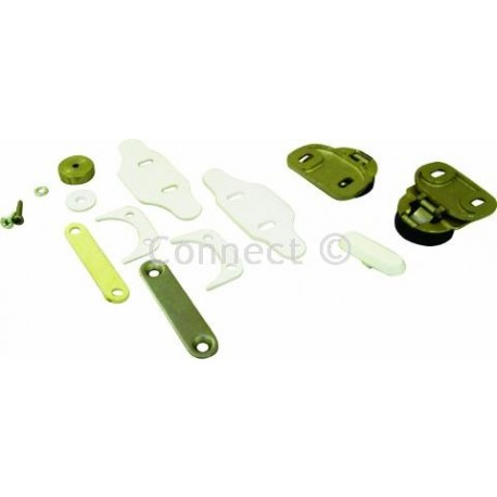 41026810 HOOVER CANDY BELLING DECOR DOOR HINGE KIT  GENUINE