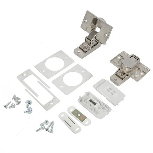 424941 BOSCH NEFF SIEMENS WASHING MACHINE DECOR HINGE KIT GENUIN