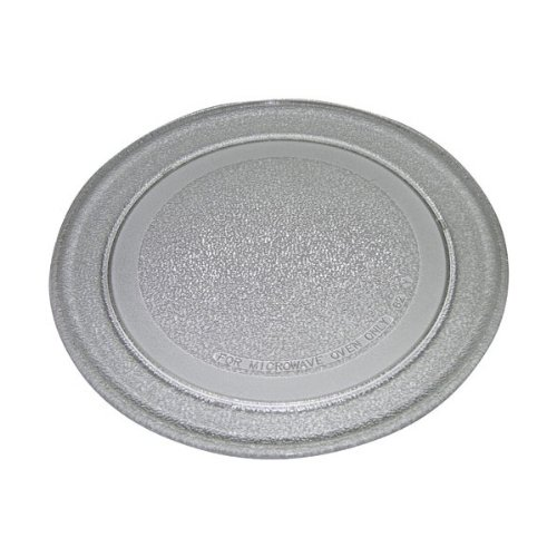LG GOLDSTAR PANASONIC 245MM MICROWAVE TURNTABLE GLASS TRAY 3390W